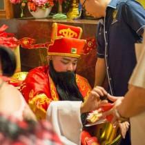 戊戌年~欢喜过汪年·接财神活动